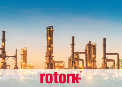 Cash management, payments and debt review for Rotork